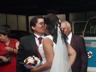 El matrimonio de Katherine y Francisco 2