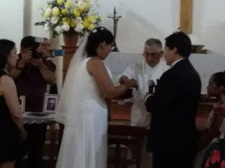 El matrimonio de Katherine y Francisco 3