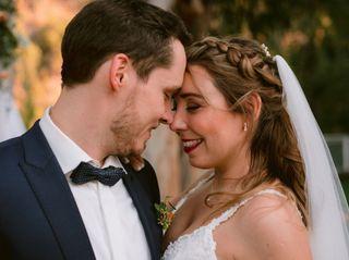 El matrimonio de Daniela y Moritz