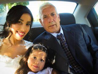 El matrimonio de Claudio  y Zaira 3