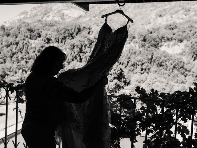 El matrimonio de Moritz y Daniela en San José de Maipo, Cordillera 1