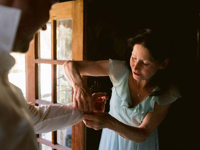 El matrimonio de Moritz y Daniela en San José de Maipo, Cordillera 7