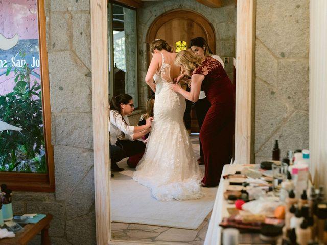 El matrimonio de Moritz y Daniela en San José de Maipo, Cordillera 10