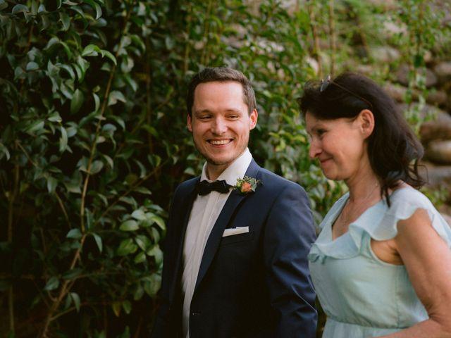 El matrimonio de Moritz y Daniela en San José de Maipo, Cordillera 16