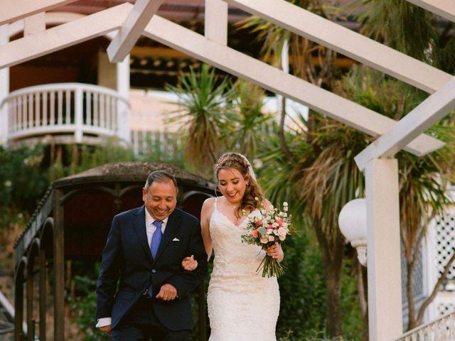El matrimonio de Moritz y Daniela en San José de Maipo, Cordillera 20
