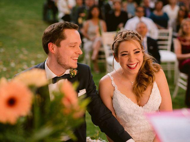El matrimonio de Moritz y Daniela en San José de Maipo, Cordillera 29