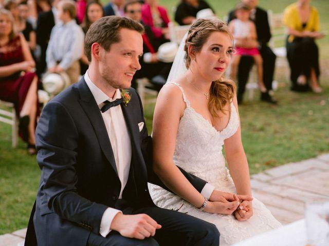 El matrimonio de Moritz y Daniela en San José de Maipo, Cordillera 33