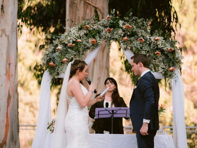 El matrimonio de Moritz y Daniela en San José de Maipo, Cordillera 39