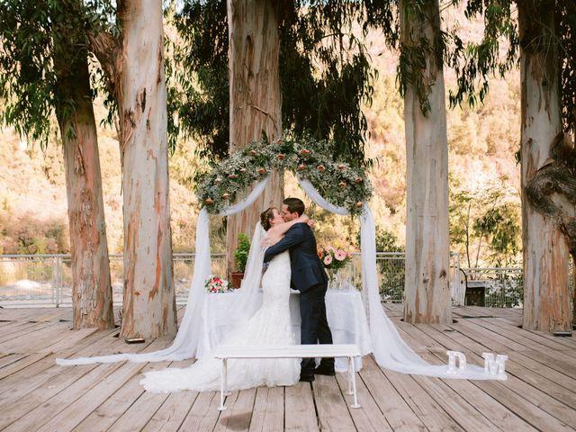 El matrimonio de Moritz y Daniela en San José de Maipo, Cordillera 47
