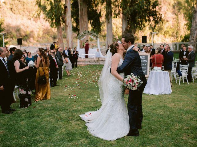 El matrimonio de Moritz y Daniela en San José de Maipo, Cordillera 49