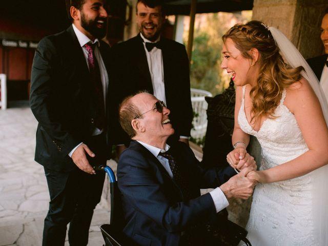 El matrimonio de Moritz y Daniela en San José de Maipo, Cordillera 51