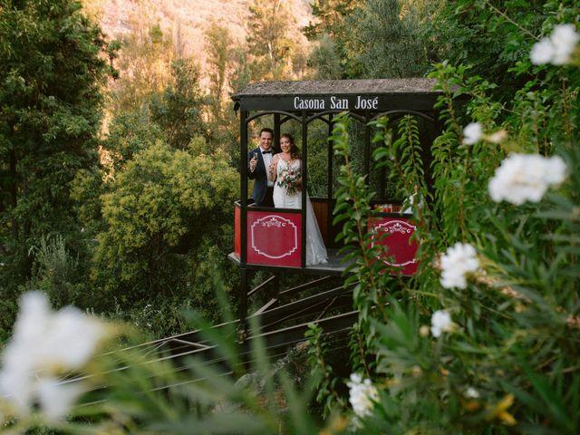 El matrimonio de Moritz y Daniela en San José de Maipo, Cordillera 52