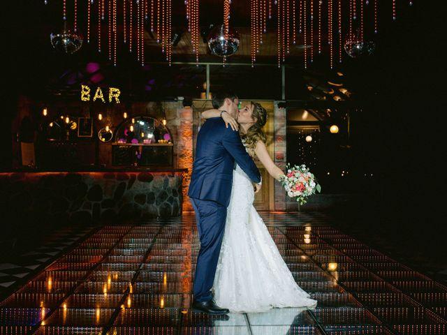 El matrimonio de Moritz y Daniela en San José de Maipo, Cordillera 69