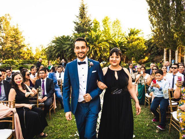 El matrimonio de Jorge y Marlene en Paine, Maipo 19