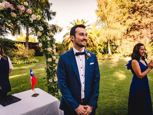 El matrimonio de Jorge y Marlene en Paine, Maipo 22