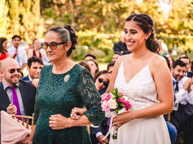 El matrimonio de Jorge y Marlene en Paine, Maipo 23