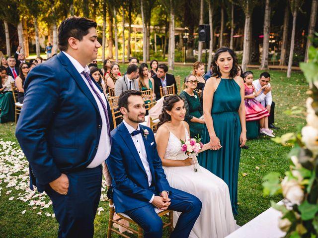 El matrimonio de Jorge y Marlene en Paine, Maipo 25