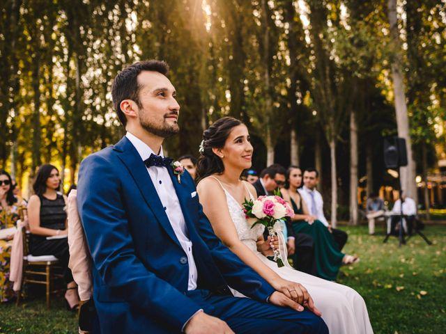 El matrimonio de Jorge y Marlene en Paine, Maipo 26