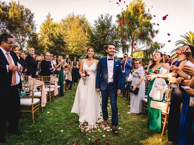 El matrimonio de Jorge y Marlene en Paine, Maipo 35
