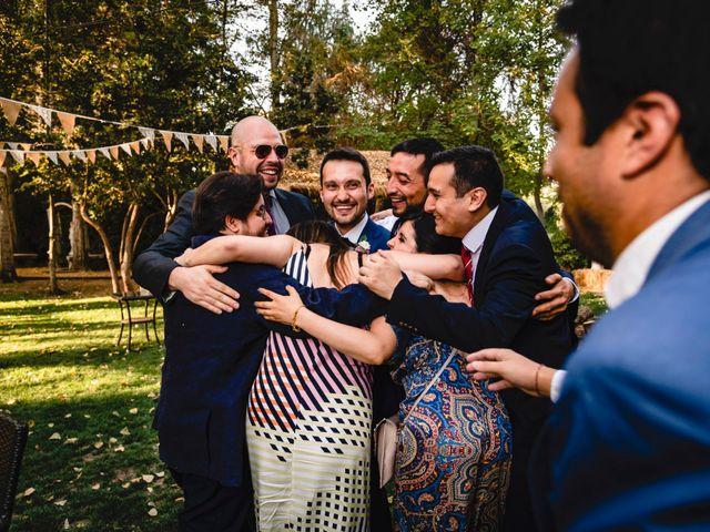 El matrimonio de Jorge y Marlene en Paine, Maipo 46