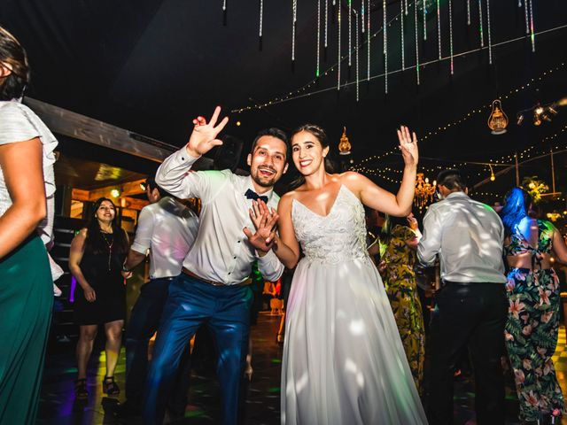 El matrimonio de Jorge y Marlene en Paine, Maipo 54