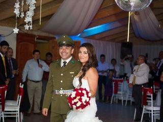 El matrimonio de Anita y Anthony
