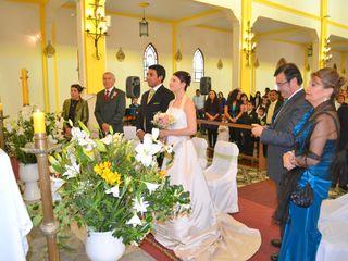 El matrimonio de Lilia y Gustavo 3