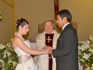 El matrimonio de Lilia y Gustavo
