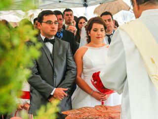 El matrimonio de Jocelyn y michael 2