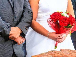 El matrimonio de Jocelyn y michael 3