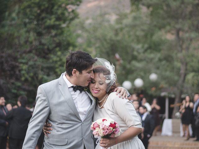 El matrimonio de Sandra y Guillermo