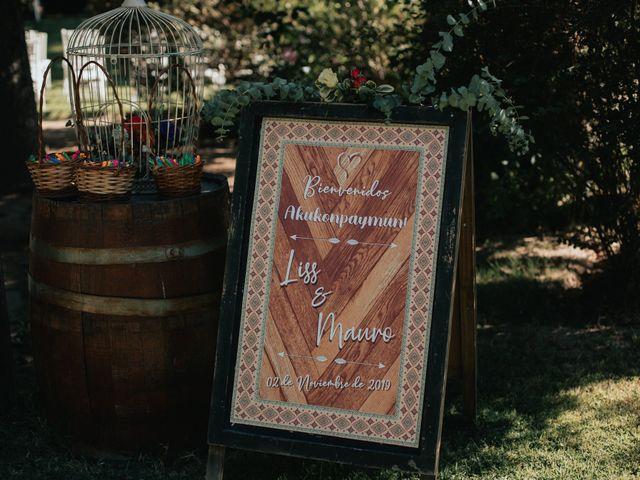 El matrimonio de Mauro y Liss en Santiago, Santiago 4