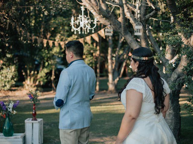 El matrimonio de Mauro y Liss en Santiago, Santiago 31