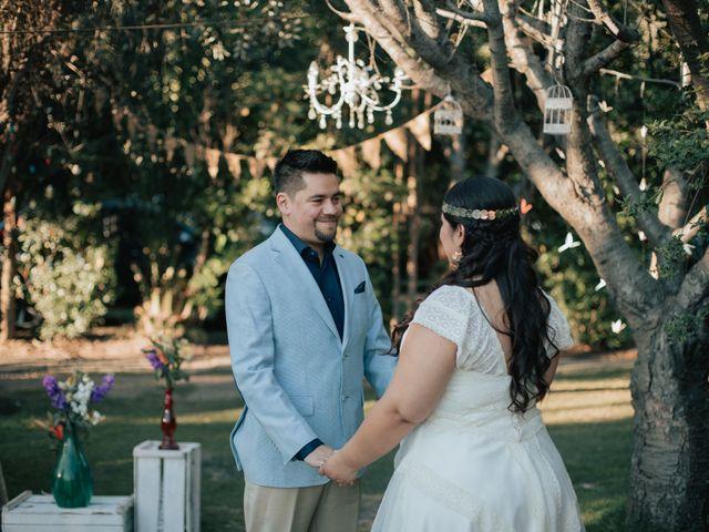 El matrimonio de Mauro y Liss en Santiago, Santiago 33