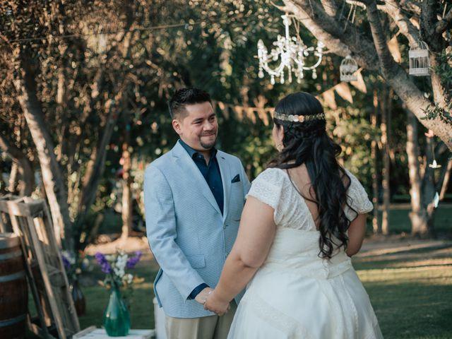 El matrimonio de Mauro y Liss en Santiago, Santiago 34