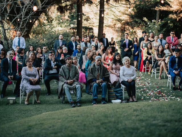 El matrimonio de Mauro y Liss en Santiago, Santiago 36