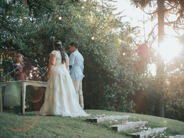 El matrimonio de Mauro y Liss en Santiago, Santiago 2