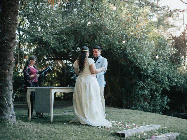 El matrimonio de Mauro y Liss en Santiago, Santiago 38