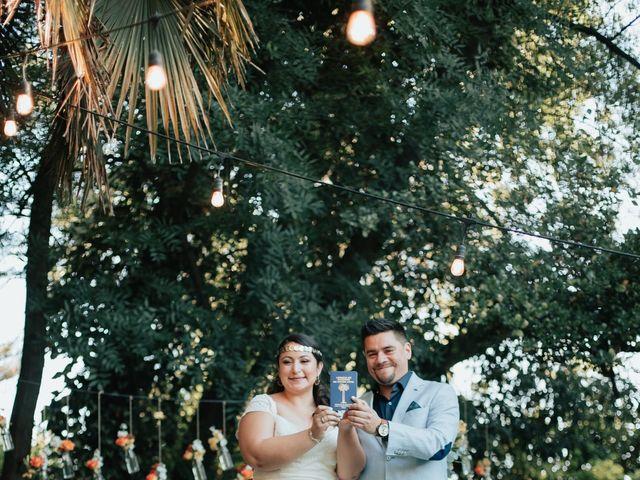 El matrimonio de Mauro y Liss en Santiago, Santiago 39