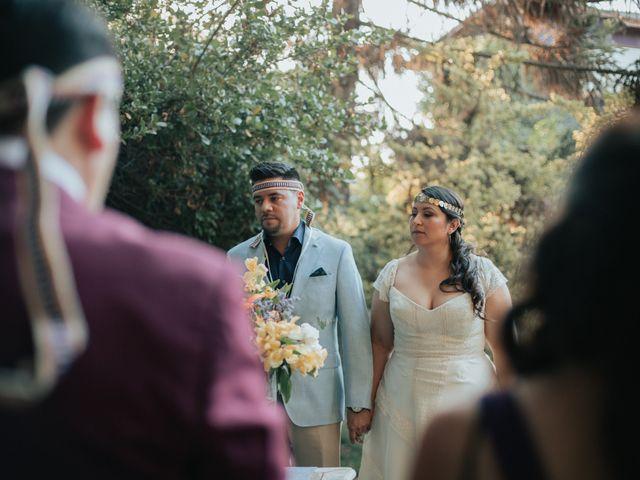 El matrimonio de Mauro y Liss en Santiago, Santiago 41