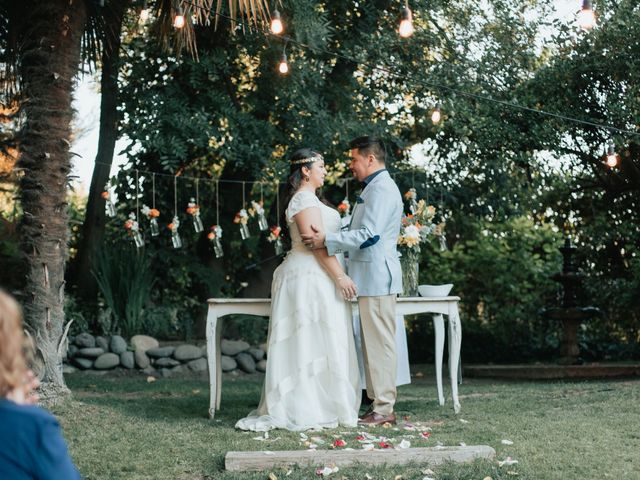 El matrimonio de Mauro y Liss en Santiago, Santiago 43