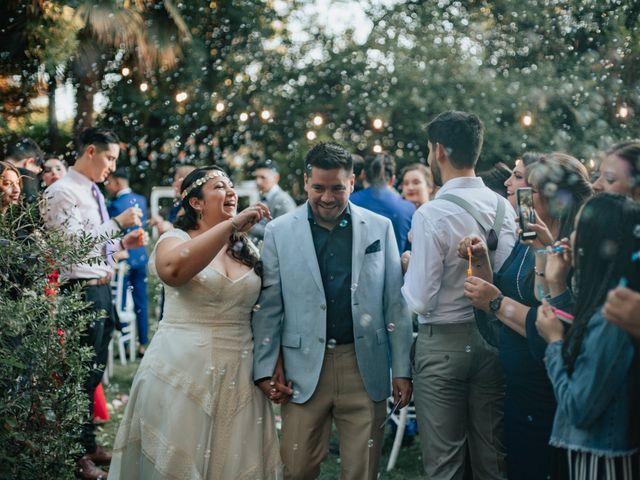 El matrimonio de Mauro y Liss en Santiago, Santiago 44