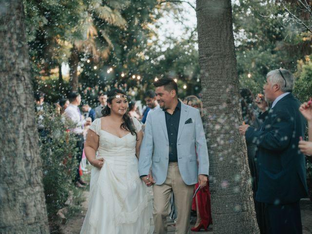 El matrimonio de Mauro y Liss en Santiago, Santiago 45
