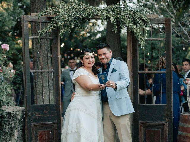 El matrimonio de Mauro y Liss en Santiago, Santiago 47