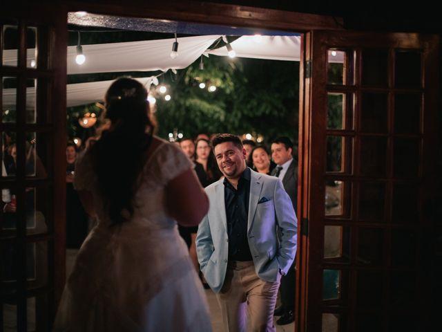 El matrimonio de Mauro y Liss en Santiago, Santiago 49