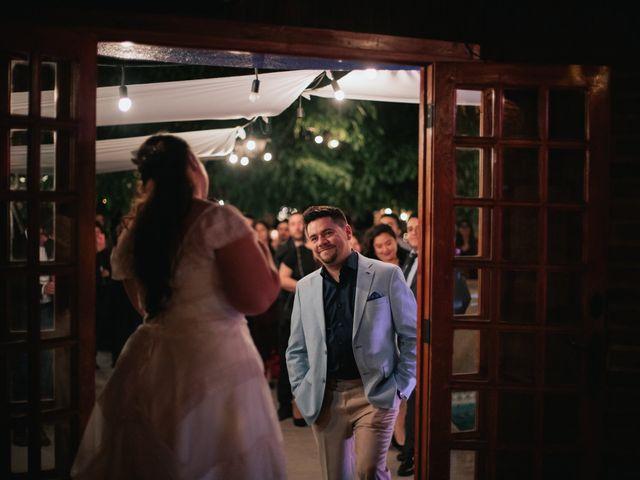 El matrimonio de Mauro y Liss en Santiago, Santiago 50