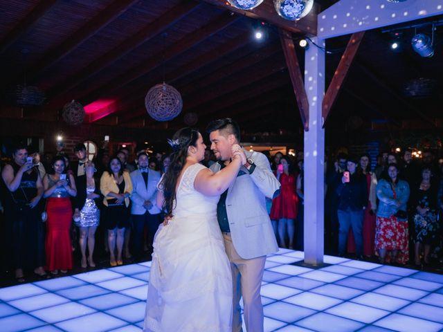 El matrimonio de Mauro y Liss en Santiago, Santiago 52
