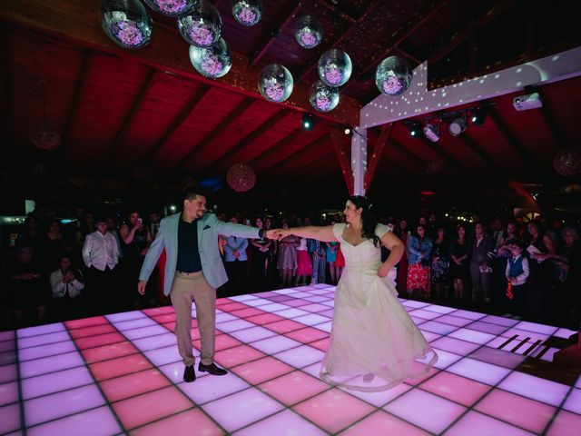El matrimonio de Mauro y Liss en Santiago, Santiago 53