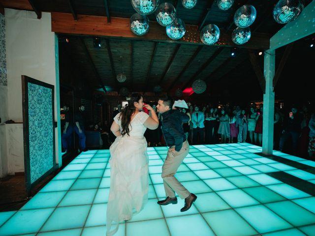 El matrimonio de Mauro y Liss en Santiago, Santiago 54