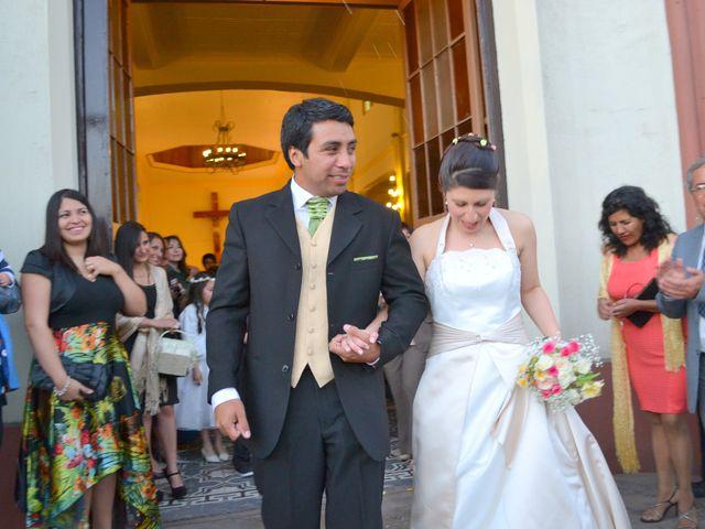 El matrimonio de Gustavo y Lilia en La Serena, Elqui 5